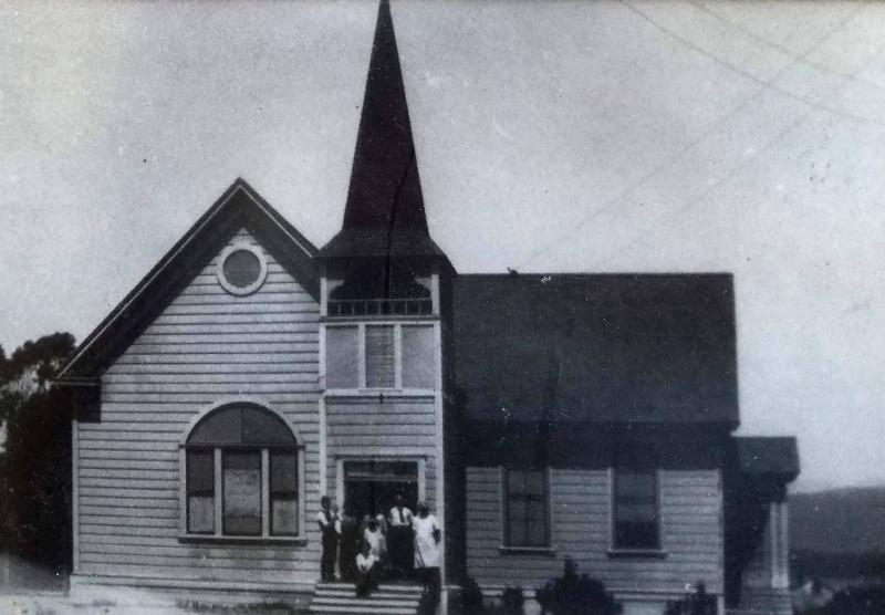Pleasant Valley Bible Church original c.1890
