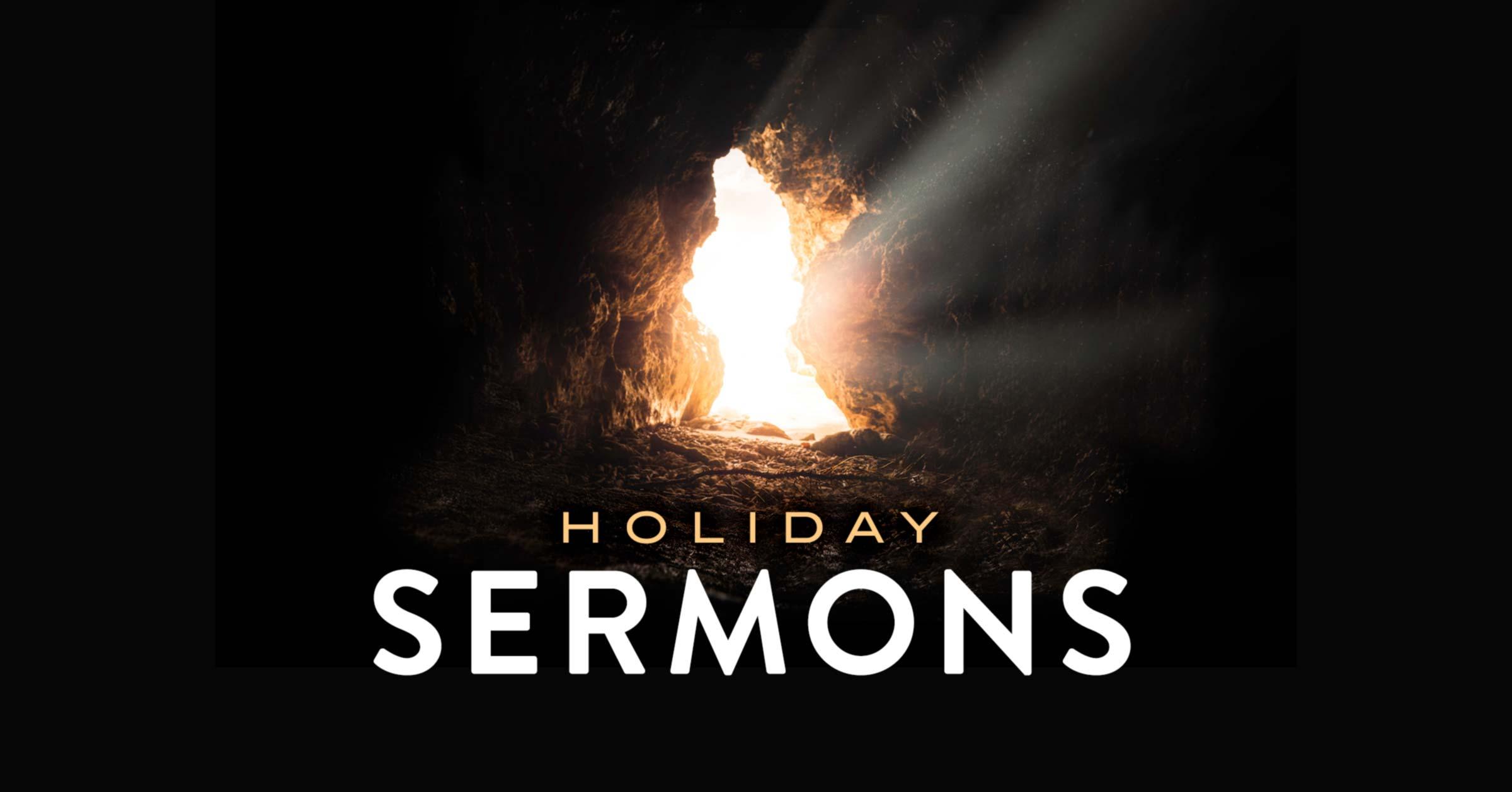 PV Bible Church -- Holiday sermons