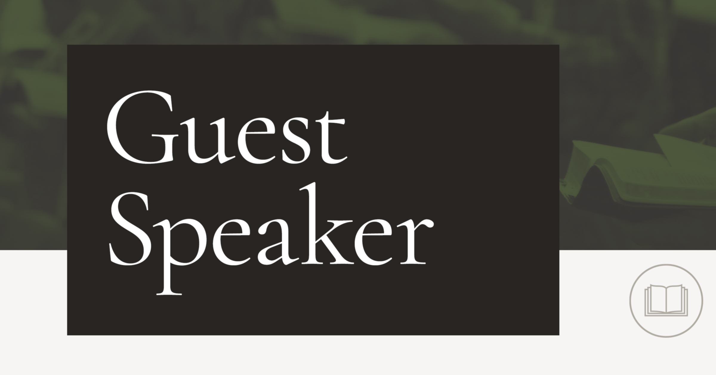 PV Bible Church -- Guest Preachers church service img